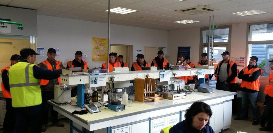 Visite usine Altho